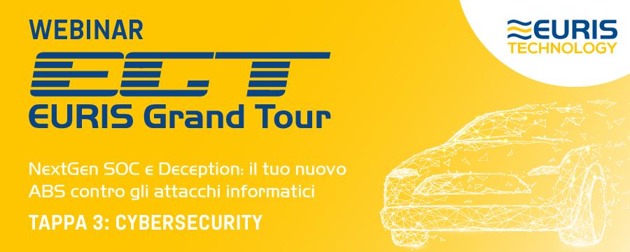 EGT – Euris Grand Tour: stiamo scaldando i motori per la prossima tappa!